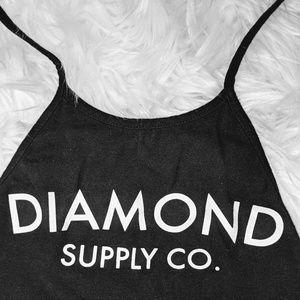 Diamond Supply Co. Tops - Diamond supply company Halter top 💎🛹